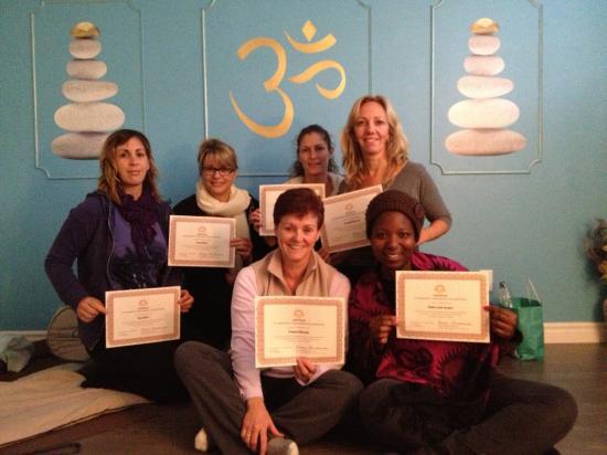 Formation Prof méditation 2012