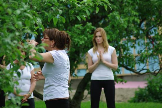 marie-eve yogathon